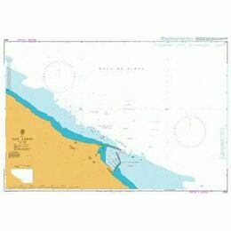 3343 Ras Lanuf Admiralty Chart