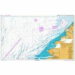 3371 West Hinder & Outer Gabbard to Vlissingen & Admiralty Chart