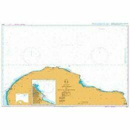 3401 Banghazi to Ra's Al Muraysah Admiralty Chart