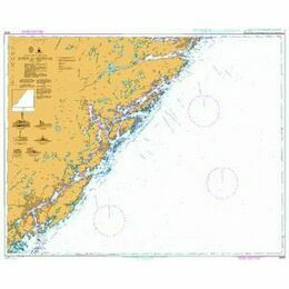 3509 Norway - South Coast, Oslo Havn Admiralty Chart
