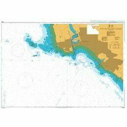 3638 Port des Sables-D'Olonne Admiralty Chart
