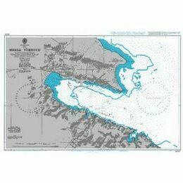 3657 Mersa Tobruch Admiralty Chart