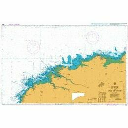2025 Portsall to Anse de Kernic Admiralty Chart