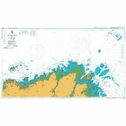 2027 France-North Coast Ile Grande to Ile de Brehat Admiralty Chart