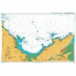 2029 France-North Coast, Ile de Brehat to Cap Frehel Admiralty Chart
