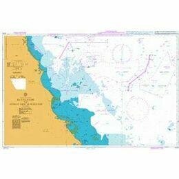 3774 Ra's Tanaqib to Jazirat Umm al Maradim Admiralty Chart