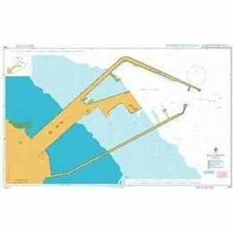 3789 Ras Laffan Admiralty Chart