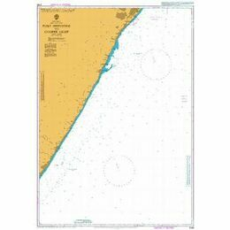 3795 Port Shepstone to Cooper Light Admiralty Chart