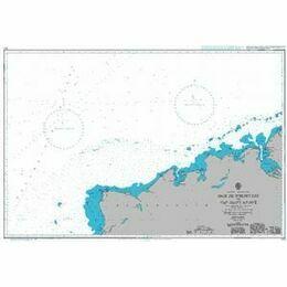 3871 Baie de Bombetoke to Cap Saint Andre Admiralty Chart