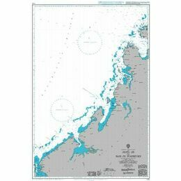 3872 Nossi Be to Baie de Bombetoke Admiralty Chart