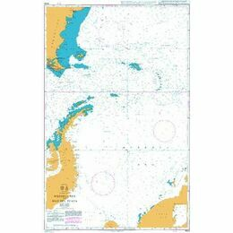 4024 Weddell Sea to Mar del Plata Admiralty Chart