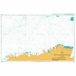 4075 Kapp Norvegia to Iles Kerguelen Admiralty Chart
