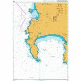 4150 Table Bay to False Bay Admiralty Chart