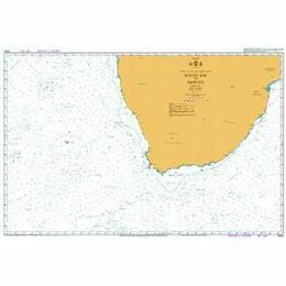 4204 Walvis Bay to Maputo Admiralty Chart
