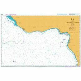 4209 Freetown to Luanda Admiralty Chart