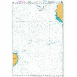 4215 Recife to Dakar Admiralty Chart