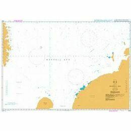 4906 Weddell Sea Admiralty Chart