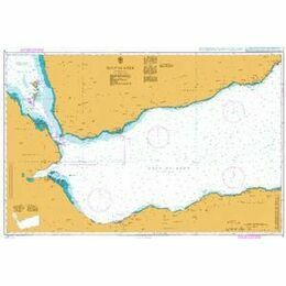 6 Gulf of Aden Admiralty Chart