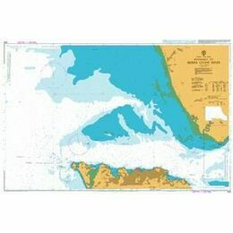 625 Entrance to Sierra Leone River Admiralty Chart