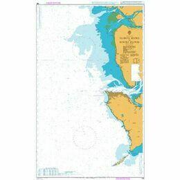 686 Yelibuya Sound to Banana Islands Admiralty Chart