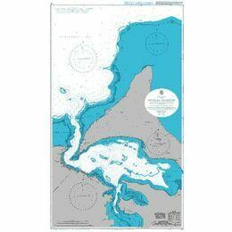 691 Mtwara Harbour Admiralty Chart