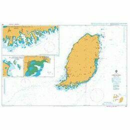 797 Grenada Admiralty Chart