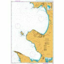 875 Tylon to Kullen Admiralty Chart