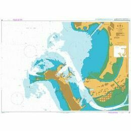 88 Cadiz Admiralty Chart