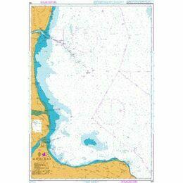 894 Alborg Bugt Admiralty Chart