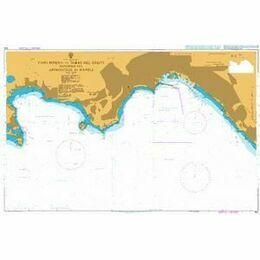 914 Cabo Miseno to Tore del Greco Admiralty Chart