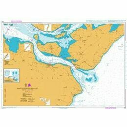 940 Smalandsfarvandet - South-East Part Admiralty Chart