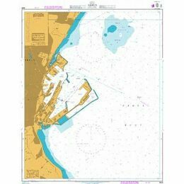949 Arhus Admiralty Chart