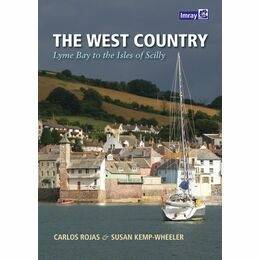 Imray The West Country Cruising Guide