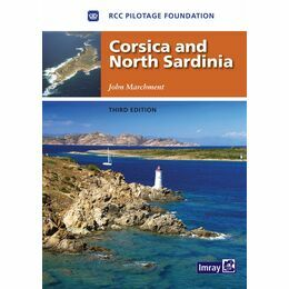 Imray Corsica and North Sardinia Cruising Guide 3rd Edition