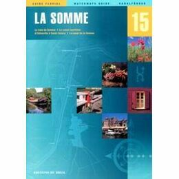 Imray Editions Du Breil No. 15 La Somme Waterway Guide