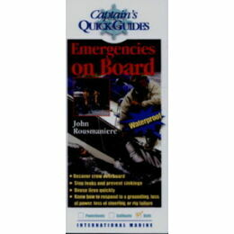 Captain's Quick Guides - Emergencies On Board