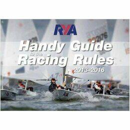 Handy Guide to the Racing Rules 2013-20016 RYA