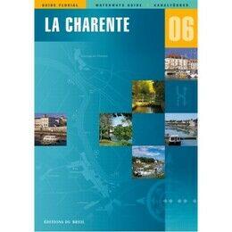 Imray Editions Du Breil No. 6 Charente Waterway Guide