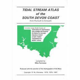Tidal Stream Atlas of the South Devon Coast.