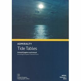 NP201-16 Admiralty Tide Tables V1 UK & Ireland