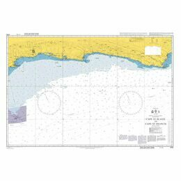 4155 Cape St Blaize to Cape St Francis Admiralty Chart