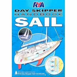 RYA G71 Day Skipper Handbook Sail
