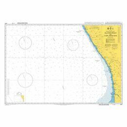 4141 Island Point to Cape Deseada Admiralty Chart