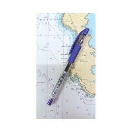 Nautical Chart Correction Pen