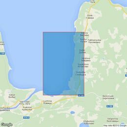 2698 Baltic Sea - Russia Port of Ust'-Luga Admiralty Chart