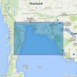 67 Laem Chong Phra to Chrouy Samit Admiralty Chart