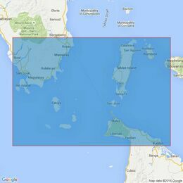 4484 Ambulong Island to Sibuyan Island including Semirara Islands Admiralty Chart