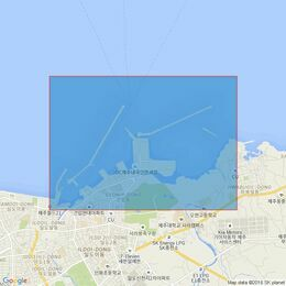 3365 Komundo to Taehuksan Kundo and Cheju-Do Admiralty Chart