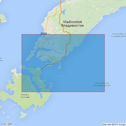 3044 Vladivostok Admiralty Chart
