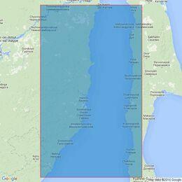 3340 Gulf of Tartary Admiralty Chart